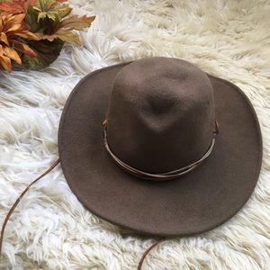 Lite Felt Western Style Hat